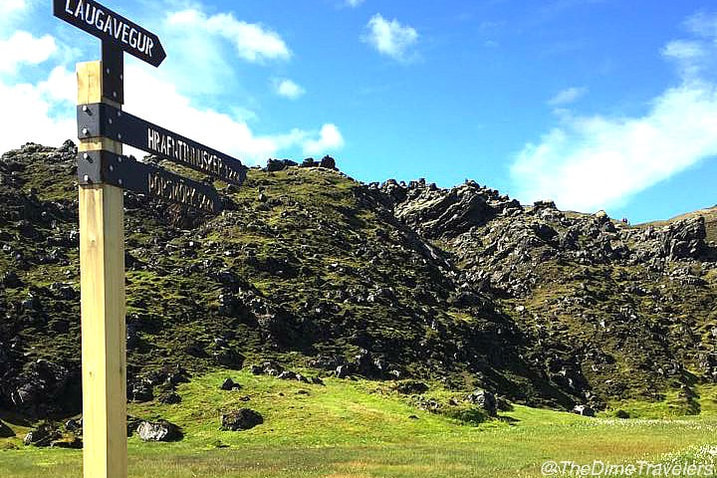 Guide to hiking in Iceland - The Laugavegur Trail