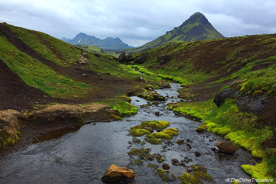 A Guide to hiking Iceland - The Laugavegur Trail