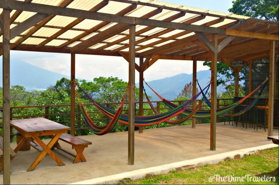 Earth Lodge Hammocks