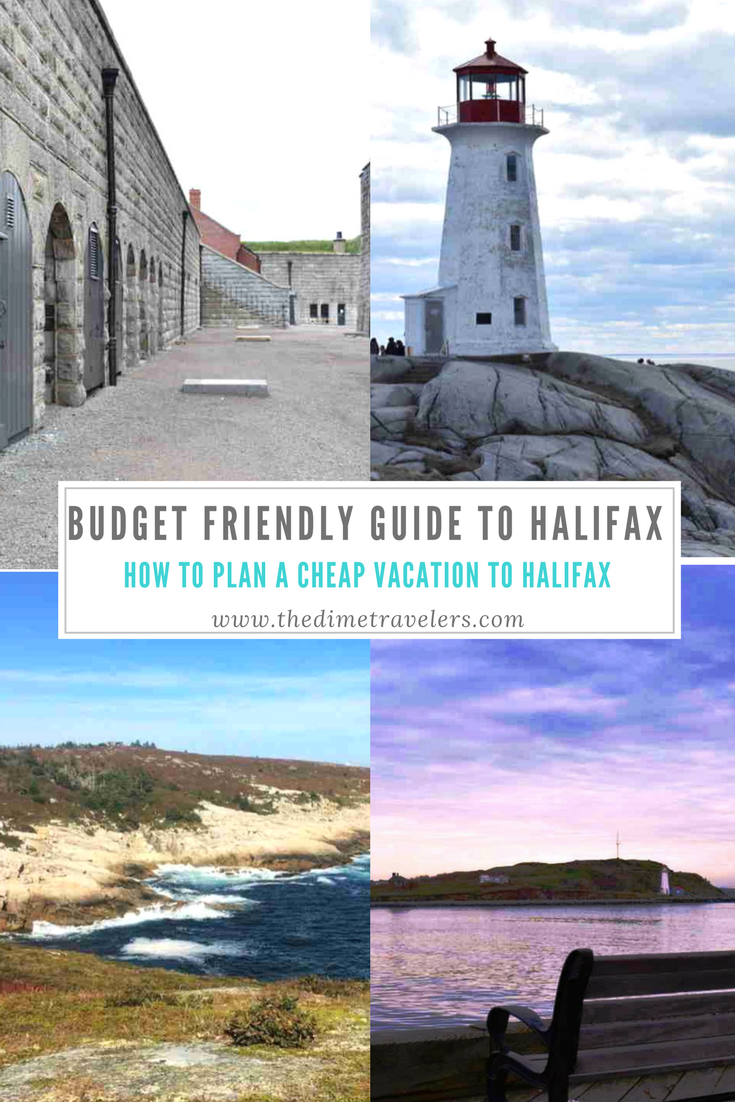 Budget Friendly Local's Guide to Halifax. How to Plan a Cheap Vacation to Halifax, Nova Scotia (Canada)