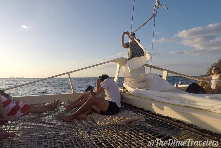 Catamaran Sunset Cruise Costa Rica