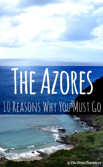 Azores Ultimate Bucket List Destination: 10 reasons why you must go Picture of: Santa Maria beach view  #Travel #Portugal #Europe