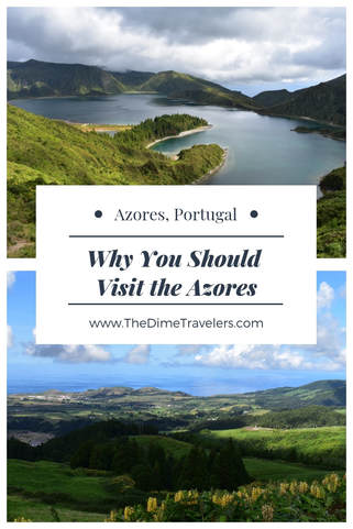 Your Next Bucket List Destination Should be to the Azores - Find out What Makes These Island so Incredible!