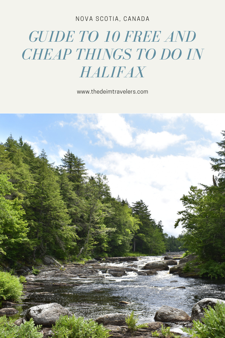 Guide to Halifax Cheap and Free Things To Do  #Halifax #NovaScotia #Canada #Budget Travel #FreeThingToDo
