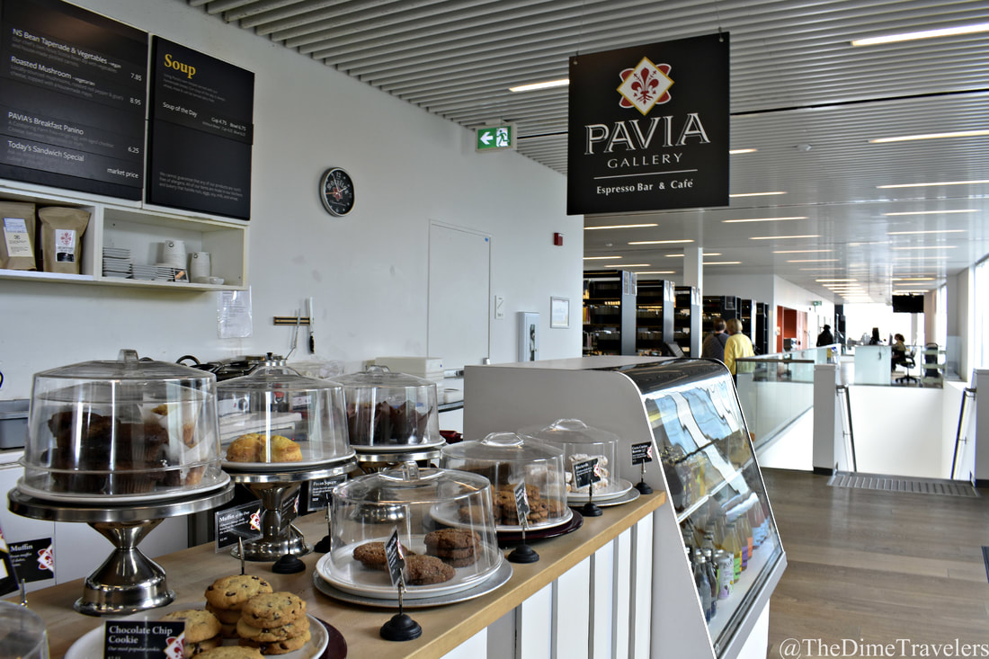 Guide to Halifax things to do for free or cheap.  Check out the #HalifaxCentralLibrary and its delicious #PaviaGalleryEspresso&Cafe , especially their location on the top floor with the rooftop patio! #Halifax #NovaScotia #Canada