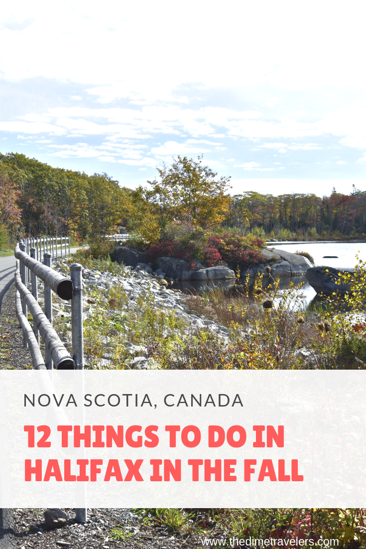 12 Things to do this fall in Halifax Nova Scotia Canada, #Halifax #Fall #HalifaxFall #Canada #NovaScotia #CanadianFall