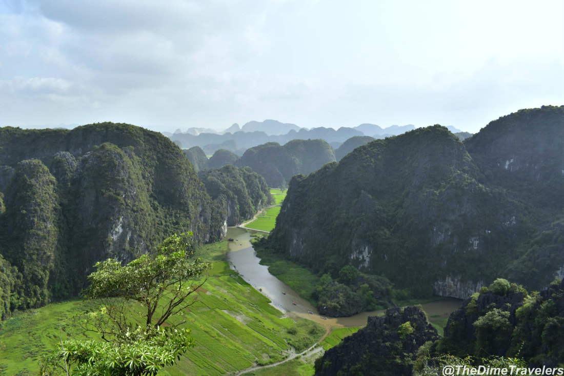 Ninh Binh, the Halong Bay on land - Where to Stay in Vietnam - Travel Guide