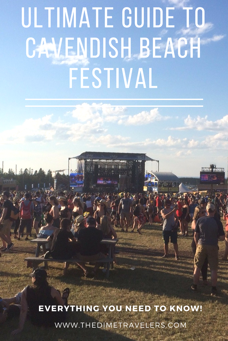 The Ultimate Cavendish Beach Music Festival: Everything You Need To Know. Located in Eastern Canada, PEI's best summer concert is a great event! A must check out for country music lovers, read this for everything you need to know, along with tips and tricks, to take full advantage of this summer time concert!      #Concert #PrinceEdwardIsland #Canada #Summer #CountryMusic