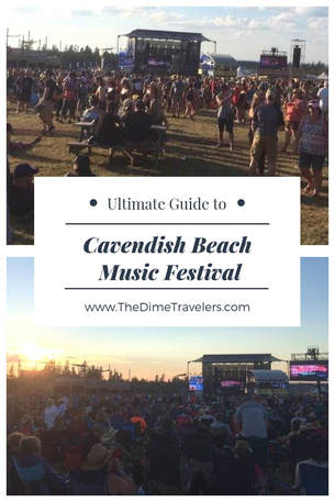 The Ultimate Guide to the PEI CBMF Cavendish Beach Music Festival, Prince Edward Island