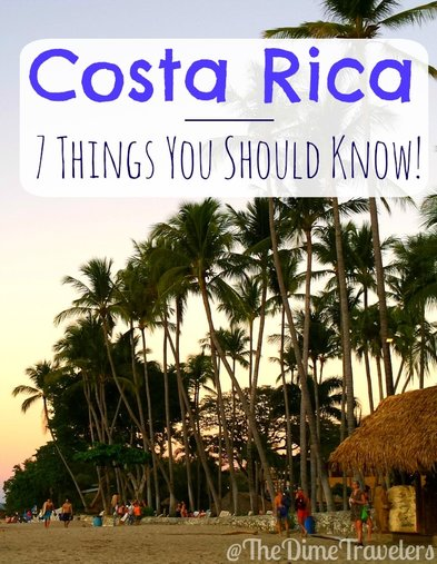 Costa Rica Things You Should Know