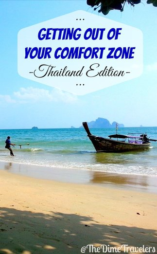 Getting Out of Your Comfort Zone Thailand