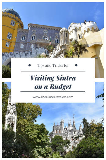 Tips and Tricks for Visiting Sintra on a Budget
