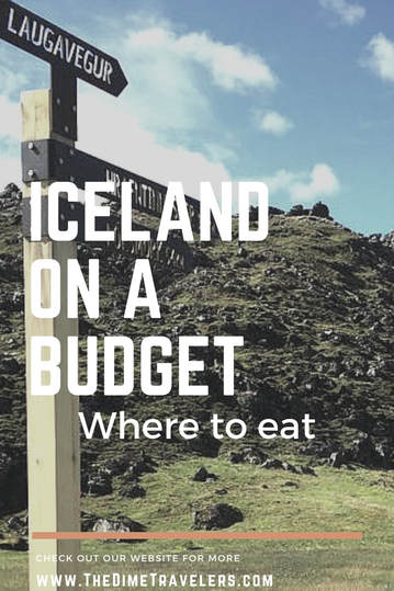 Iceland on a Budget - Where to Eat for Cheap