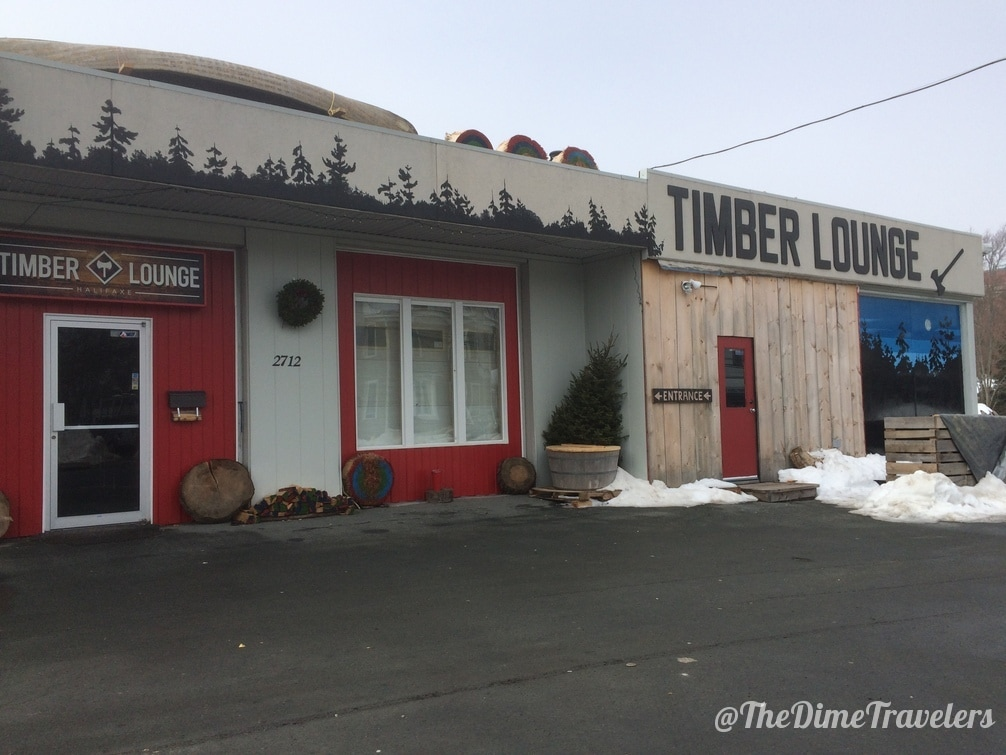 Timber Lounge bar Halifax Nova Scotia