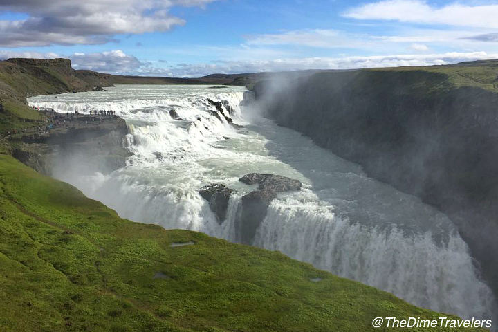 Iceland on a budget - Waterfalls and where to eat