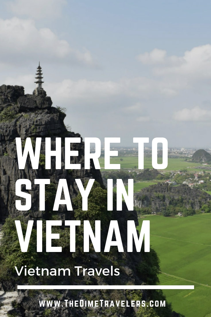 Travel Guide to Vietnam - Where to Stay