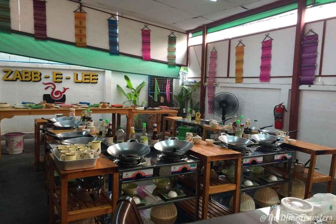 Cooking classes Chiang Mai Thailand